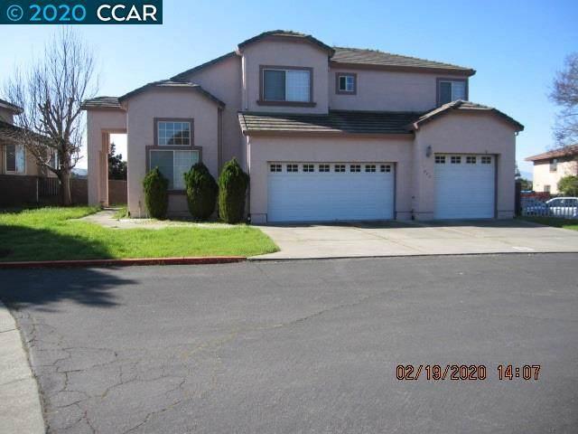 242 N Rancho Pl, El Sobrante, CA 94803 (#40896320) :: Armario Venema Homes Real Estate Team