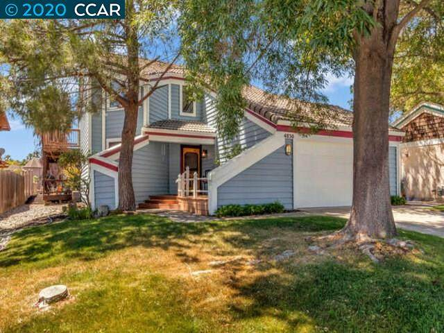4830 Spinnaker Way, Discovery Bay, CA 94505 (#40900591) :: Blue Line Property Group