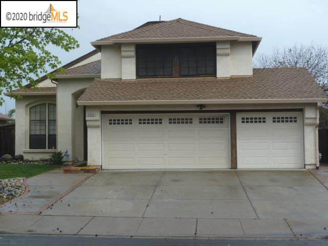 4464 Deerfield Dr, Antioch, CA 94531 (#40900939) :: The Lucas Group