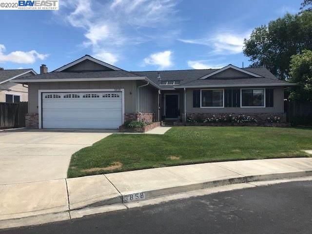 3858 Stratford Ct., Pleasanton, CA 94588 (#40905557) :: Armario Venema Homes Real Estate Team