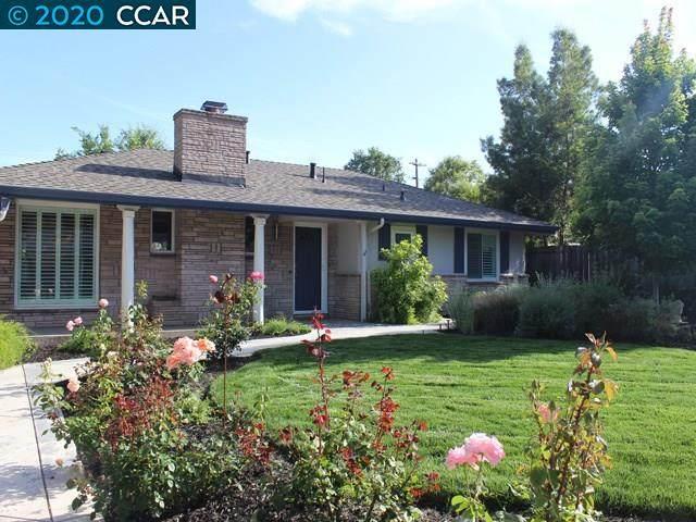110 Bridge Rd, Pleasant Hill, CA 94523 (#40906334) :: Realty World Property Network