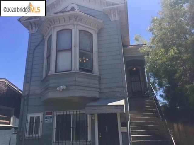 1420 Chestnut St, Oakland, CA 94607 (#40906645) :: J. Rockcliff Realtors