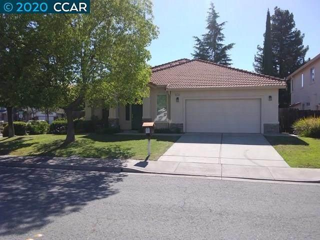 4124 Jarosite Ct, Antioch, CA 94509 (#40910687) :: Blue Line Property Group