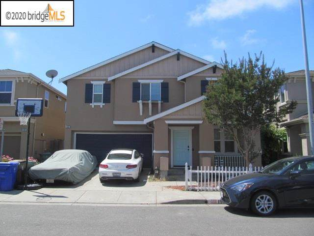 152 Henry Clark Ln, Richmond, CA 94801 (#40911435) :: Realty World Property Network