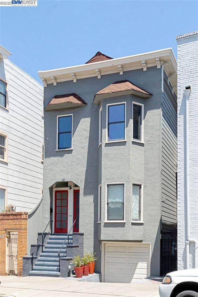 105 San Jose Ave, San Francisco, CA 94110 (#40911857) :: Armario Venema Homes Real Estate Team