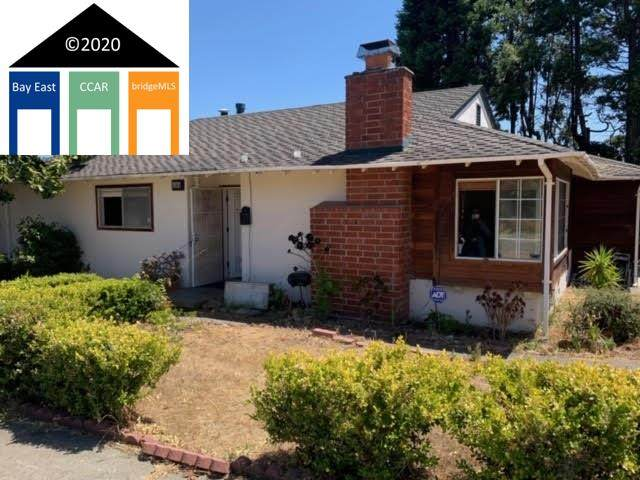 4504 Santa Rita Road, Richmond, CA 94803 (#40912345) :: Realty World Property Network