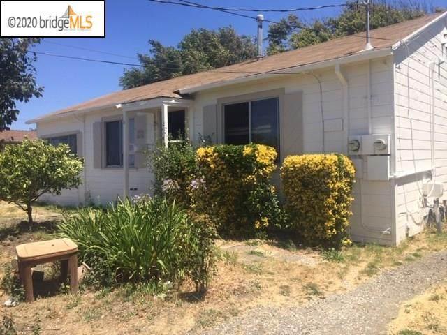 3962 El Monte Rd, El Sobrante, CA 94803 (#40912512) :: Blue Line Property Group