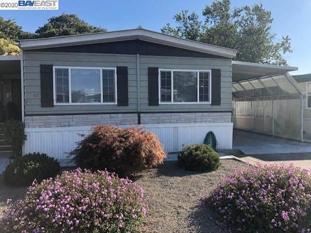 4141 Deep Creek Road #47 #47, Fremont, CA 94555 (#40913420) :: Armario Venema Homes Real Estate Team