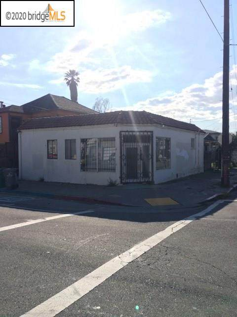 4631 West St, Oakland, CA 94608 (#40913902) :: Realty World Property Network