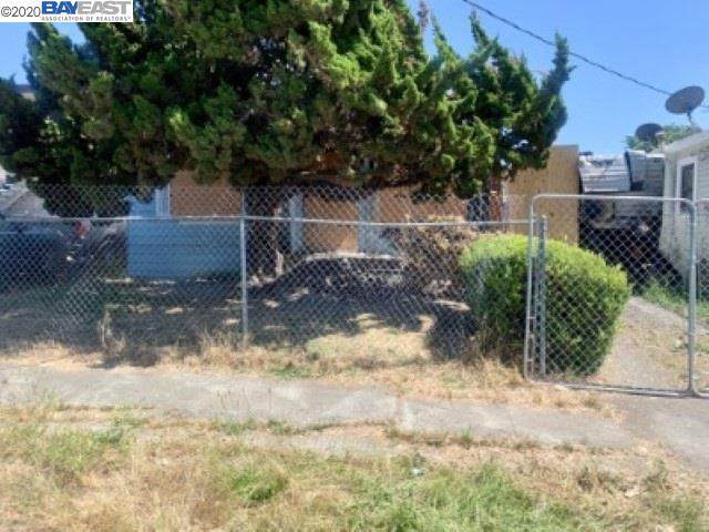 1724 86th Ave, Oakland, CA 94621 (#40914922) :: Armario Venema Homes Real Estate Team