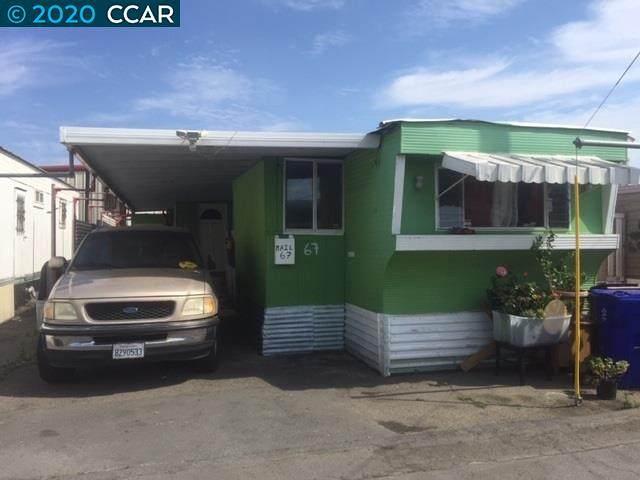 1153 Rumrill Bvd #67, San Pablo, CA 94806 (#40917226) :: Realty World Property Network