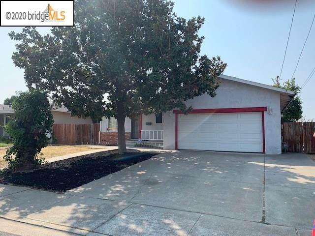 1504 Lipton St, Antioch, CA 94509 (#40919287) :: Blue Line Property Group