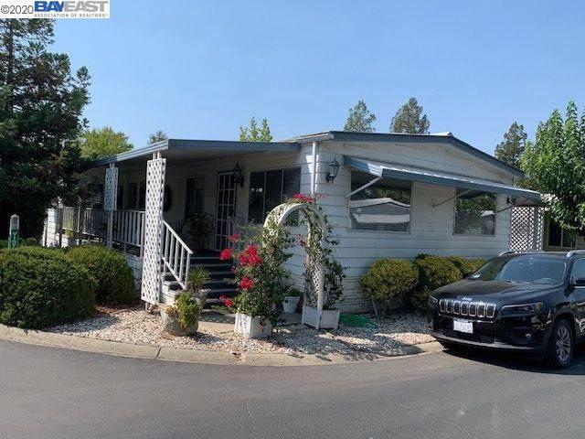 3231 Vineyard Ave #81, Pleasanton, CA 94566 (#40919691) :: Real Estate Experts