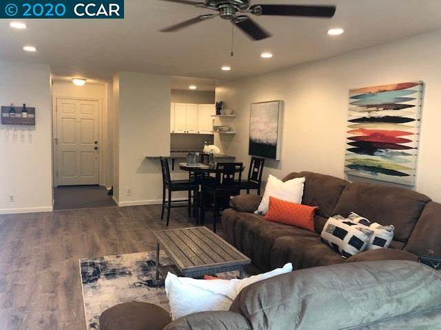 1743 Carmel Dr #7, Walnut Creek, CA 94596 (#40919745) :: Blue Line Property Group