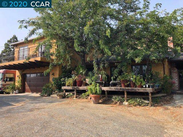 8425 Marsh Creek Rd, Clayton, CA 94517 (#40920168) :: Blue Line Property Group