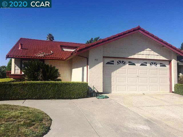 755 Seacliff Ct, Rodeo, CA 94572 (#40920257) :: Blue Line Property Group