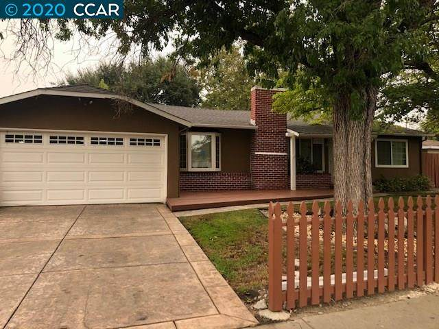 1158 Tilson Dr, Concord, CA 94520 (#40920338) :: Blue Line Property Group