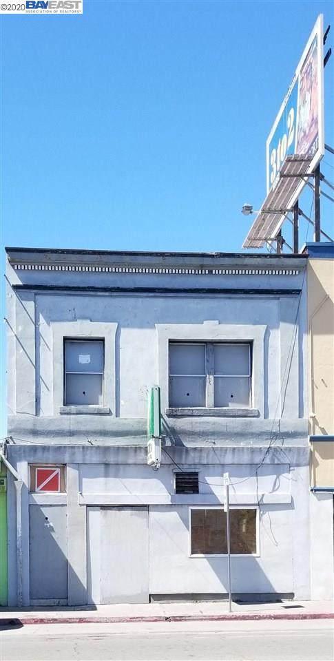 2225 Macdonald Ave, Richmond, CA 94801 (#40921015) :: Realty World Property Network