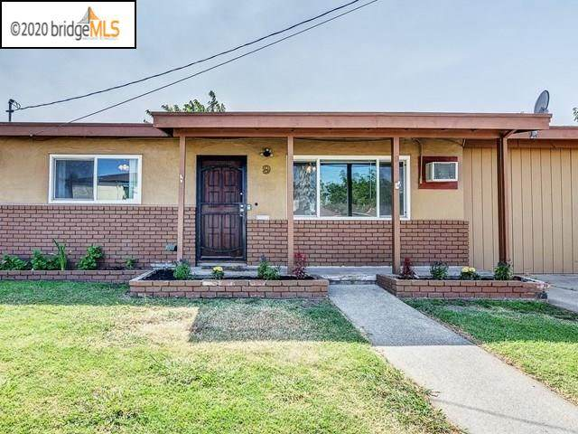 9 W 15Th St, Antioch, CA 94509 (#40921715) :: Blue Line Property Group