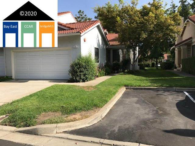 348 Charlotte Cmn, Livermore, CA 94550 (#40921722) :: Realty World Property Network