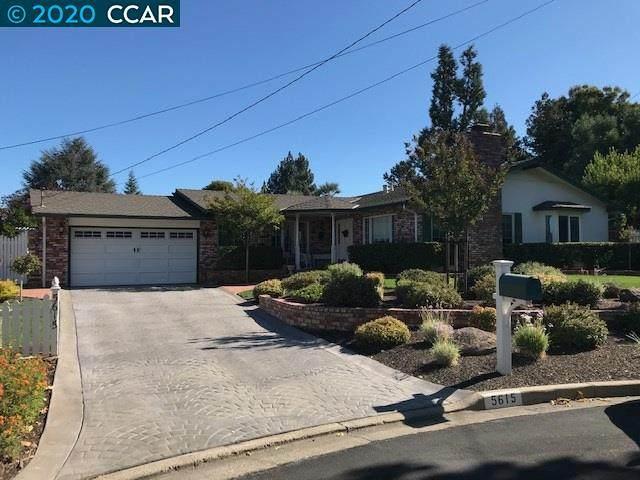 5615 Lassen Ct, Clayton, CA 94517 (#40922307) :: Armario Venema Homes Real Estate Team