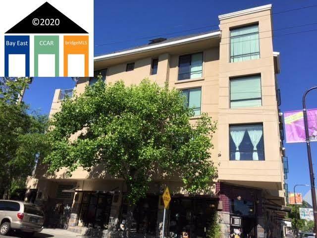 1801 University Ave #307, Berkeley, CA 94703 (#40922485) :: Realty World Property Network