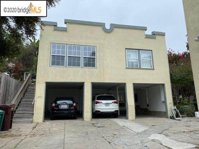 291 Hanover Ave, Oakland, CA 94606 (#40922535) :: Realty World Property Network