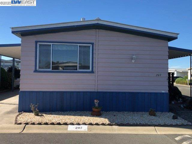 4141 Deep Creek Road #207 #207, Fremont, CA 94555 (#40922650) :: Realty World Property Network