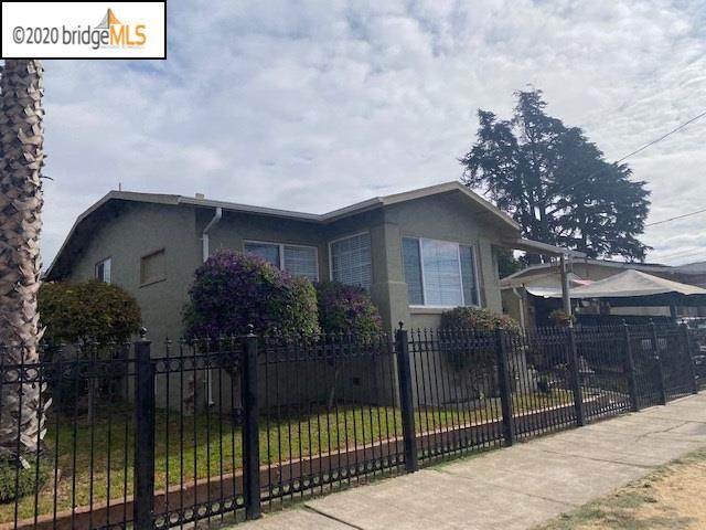 6200 Hayes St, Oakland, CA 94621 (#40926241) :: Excel Fine Homes