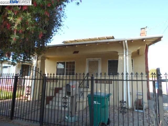 1187 60th Ave, Oakland, CA 94621 (#40926937) :: Armario Venema Homes Real Estate Team