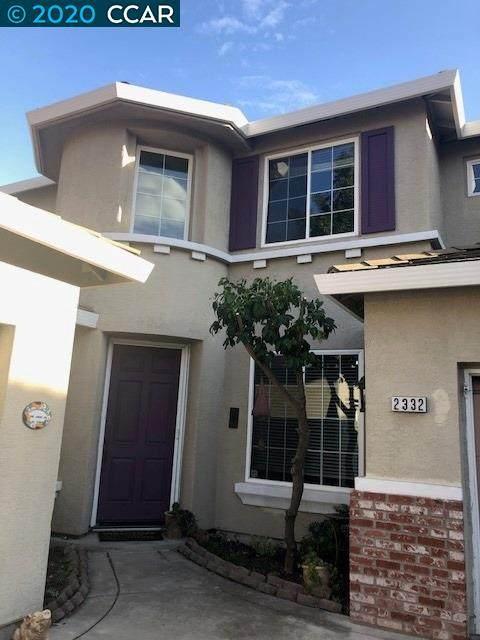 2332 Quartz Way, Antioch, CA 94531 (#40927734) :: Excel Fine Homes