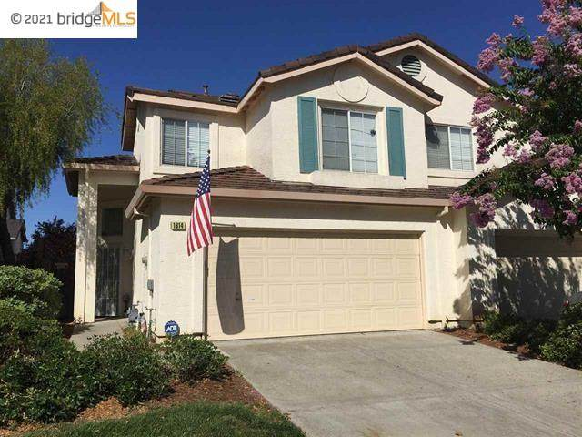 1814 Crater Peak Way, Antioch, CA 94531 (#40933725) :: Realty World Property Network