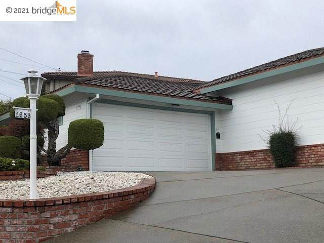 2658 Lakeview Drive, San Leandro, CA 94577 (#40933833) :: Paradigm Investments