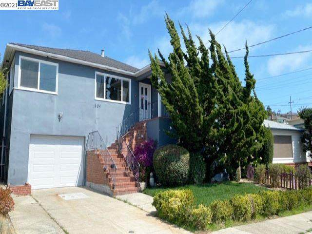 504 Colusa Avenue, El Cerrito, CA 94530 (#40934586) :: Real Estate Experts