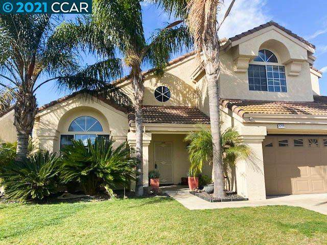 539 Freemark Ln, Oakley, CA 94561 (#40938336) :: RE/MAX Accord (DRE# 01491373)