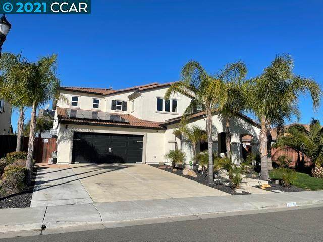 235 Hearthstone Cir, Oakley, CA 94561 (#40938556) :: Jimmy Castro Real Estate Group