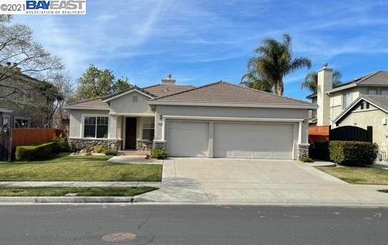 642 Norris St, Brentwood, CA 94513 (#40939193) :: Blue Line Property Group