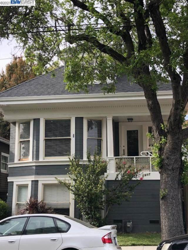 1837 Parker Street, Berkeley, CA 94703 (#40945069) :: Sereno