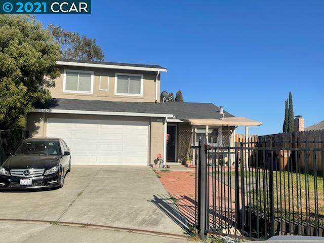 24 Virgil Ct, Bay Point, CA 94565 (#40945753) :: Sereno