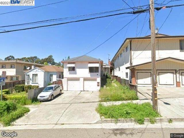 3951 Midvale Ave, Oakland, CA 94602 (#40947245) :: Real Estate Experts