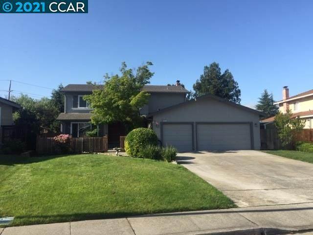170 Pebble Place, San Ramon, CA 94583 (#40947530) :: Blue Line Property Group