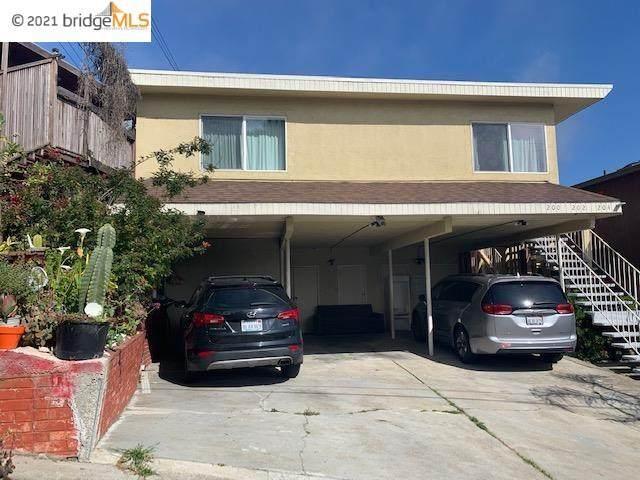200 Castro St, Richmond, CA 94801 (#40948099) :: Realty World Property Network