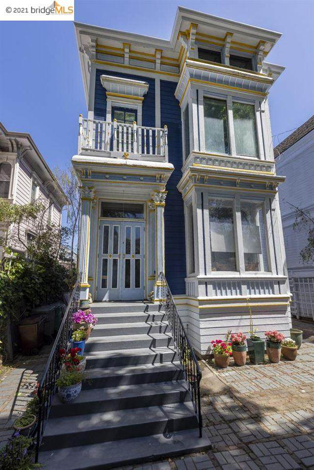 1418 8th Street, Oakland, CA 94607 (#40948787) :: Blue Line Property Group
