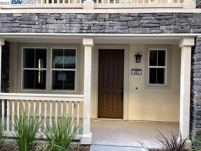 452 Wapama Falls Terrace, Fremont, CA 94539 (#40948861) :: RE/MAX Accord (DRE# 01491373)