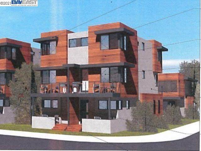 2101 Washington Ave, San Leandro, CA 94577 (#40952287) :: Blue Line Property Group