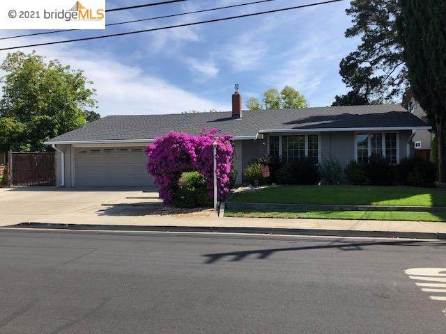 1824 Boxwood Dr, Concord, CA 94519 (#40953106) :: MPT Property