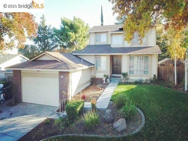 2329 Cambridge Dr, Antioch, CA 94509 (#40953291) :: Blue Line Property Group