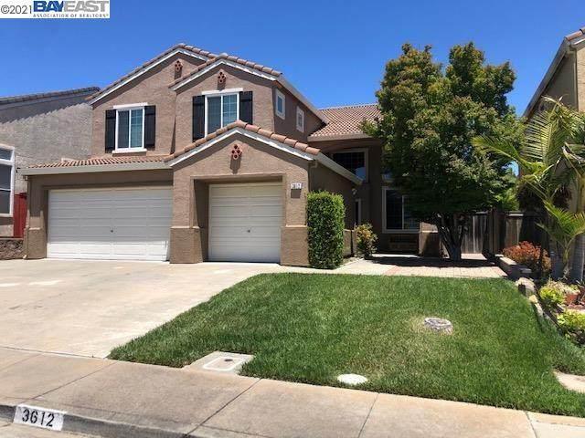 3612 Rocky Shore Drive, Vallejo, CA 94591 (#40953347) :: Real Estate Experts