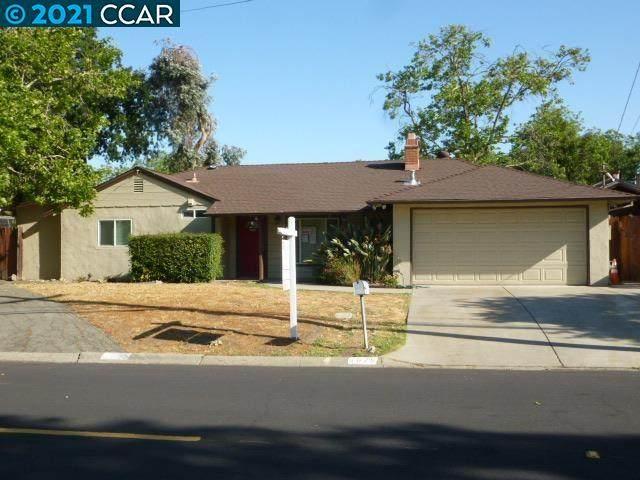 1878 Elinora Dr., Pleasant Hill, CA 94523 (#40954016) :: Swanson Real Estate Team   Keller Williams Tri-Valley Realty