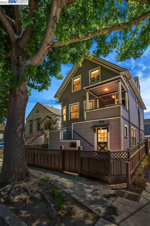 1914 Buena Vista Ave, Alameda, CA 94501 (#40954032) :: MPT Property